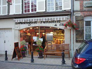 Boulangerie Hautvillers October 2009