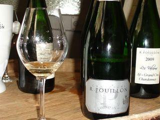 Pouillon Tasting at Terres et Vins de Champagne