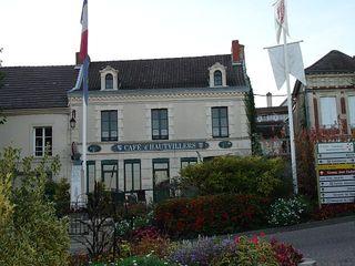 Café d'Hautvillers October 2009