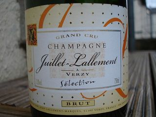 Juillet Lellemant Brut Selection Label